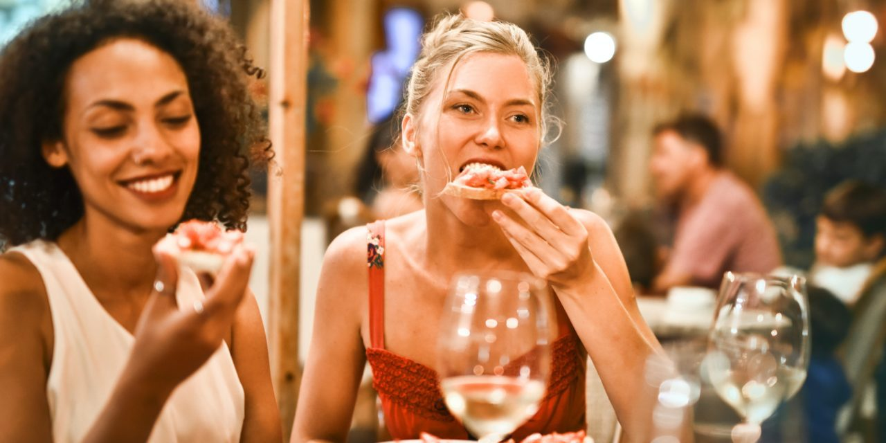 Oh yes it's ladies night and the feeling's right at Aloft Me'aisam Hotel Production City