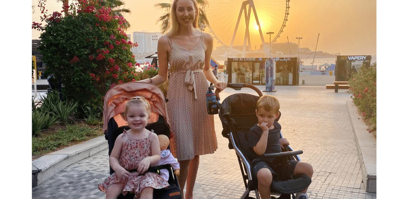 Meet British Mum Emily Thomas