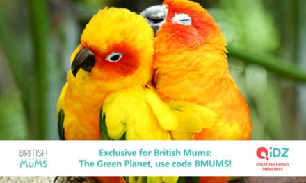 Visit a tropical paradise in the middle of Dubai at The Green Planet with a great offer from QiDZ!