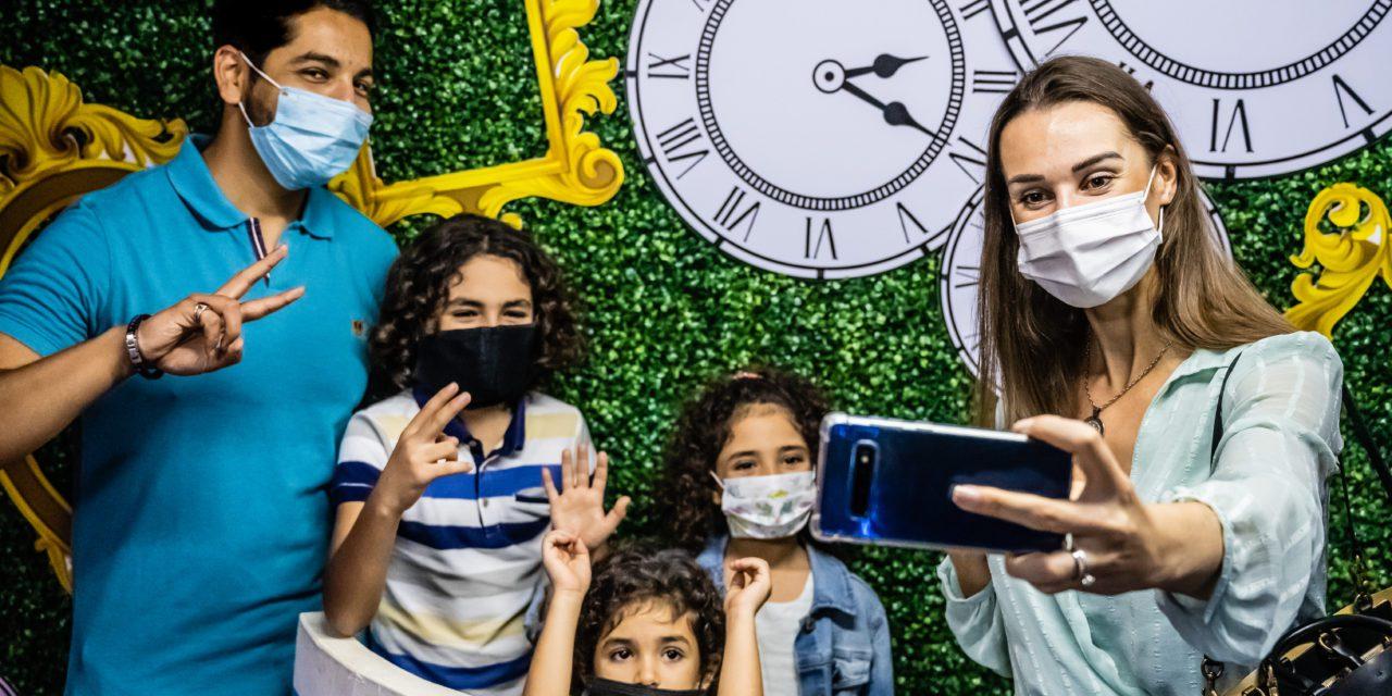 WEEKS OF FREE FAMILY FUN AT DUBAI FESTIVAL PLAZA THIS SUMMER