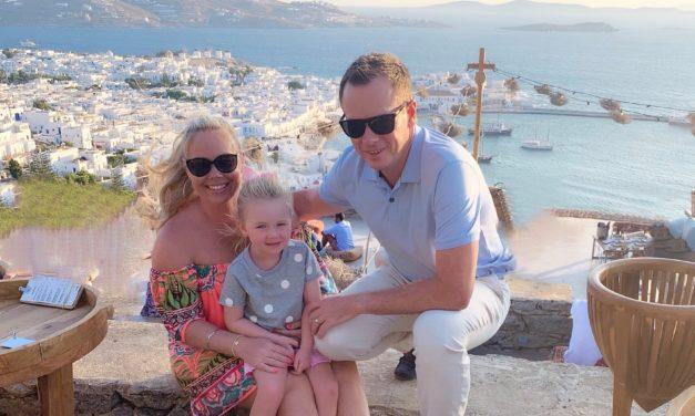 Meet British Mum Claire Wilson Carter