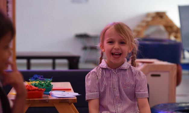 Realise your child's full potential at Dove Green Private School