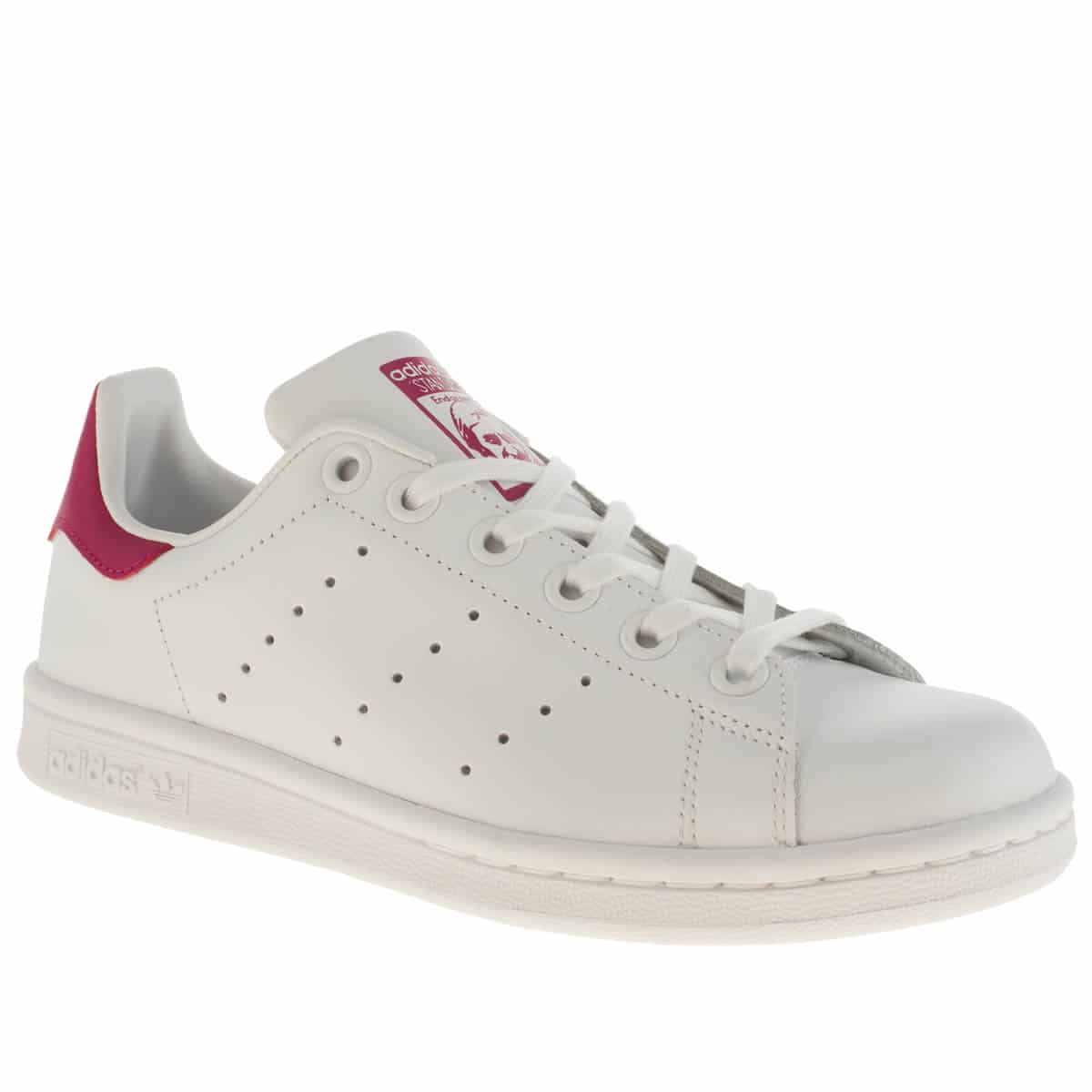 watch 137fe f469d GIRLS STAN SMITH TRAINERS
