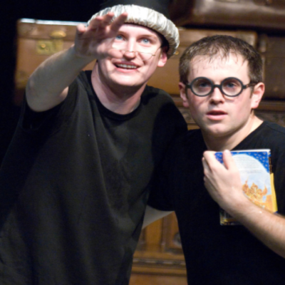 WIN 1 OF 2 FAMILY TICKETS FOR 4 TO SEE POTTED POTTER AT DUCTAC THEATRE!
